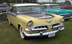 Classic Cars of the 50s