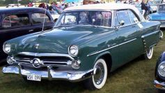 Classic Cars of The 50's