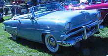 Cassic Car 1950s