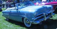 1953 Ford Convertible