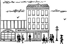 DowntownStreetScene