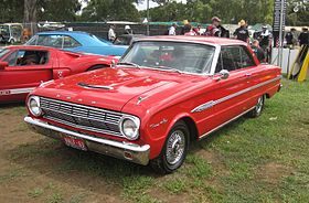 1963Ford Falcon