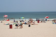 Seaside Beach N.J.