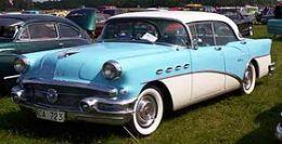 1956 Buick Century