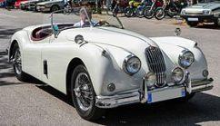 Jaquar 1950's
