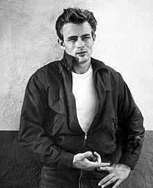 James Dean 1950's