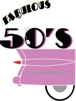 50's Car Ad