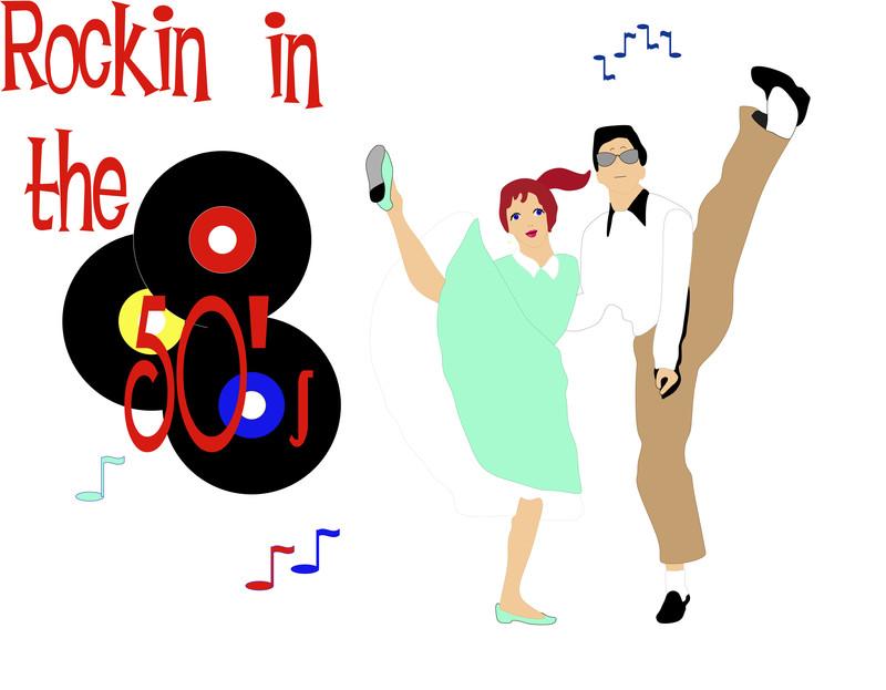 Dance 1950's