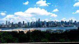 New York City Skyline 2018