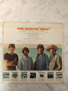 Back of Help Album