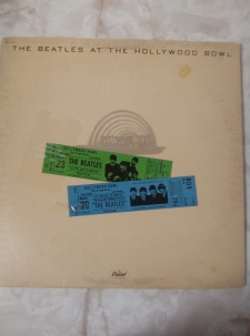 Beatles Hollywood Bowll