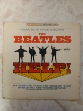 Beatles Help Album