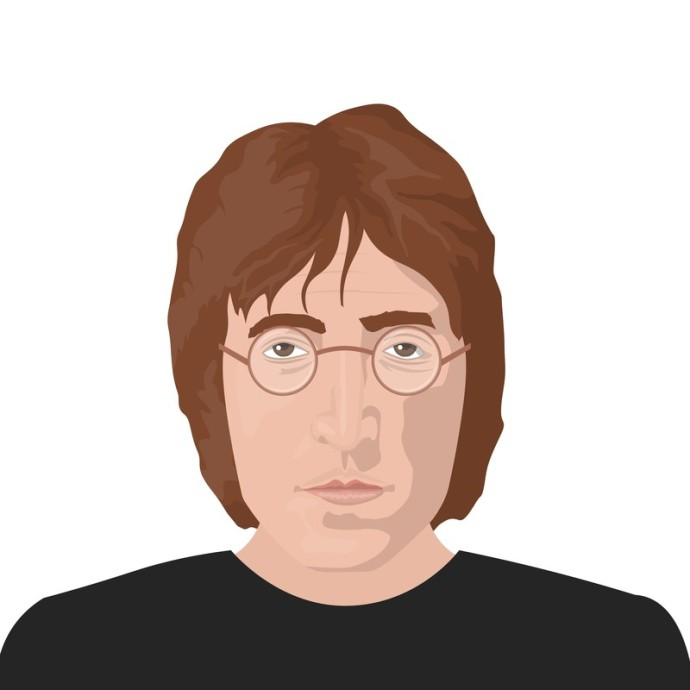 The Beatles John Lennon