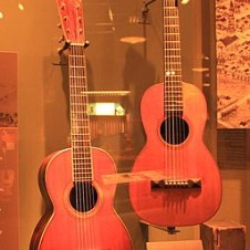 C. F. Martin Spanish-style guitar (c.1845), Martin Style 3-17 (1859)